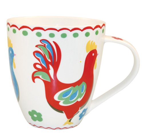 Churchill China Cath Kidston Breakfast Cockerel