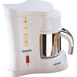 Coffee Maker Oxone 212 : Buy Preethi CM 212 450-Watt Cafe Zest Coffee Maker (White) Online at Low Prices in India - Amazon.in