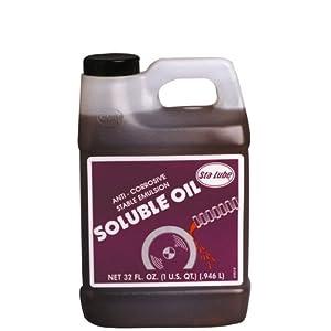 Amazon.com: CRC SL2512 Soluble Oil, 32 Fl ...