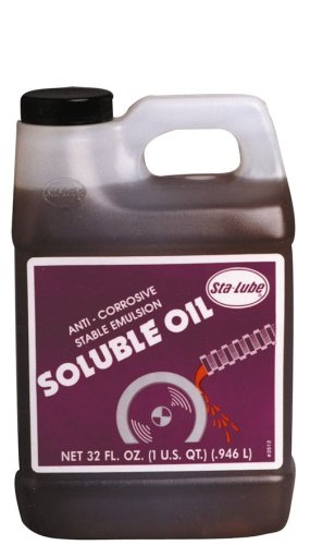 CRC SL2512 Soluble Oil, 32 Fl Oz