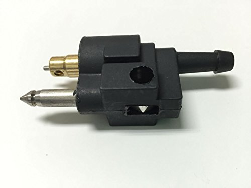 Yamaha Outboard 6G1-24304-01 FUEL CONNECTOR PIPE JOINT MALE 6HP 8HP 9.9HP 15HP 6 8 9.9 15 4HP