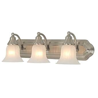 Three Light Bathroom Vanity Light Vanity Lighting Fixtures