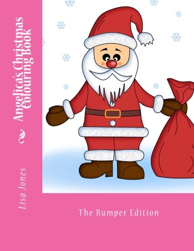 Angelica's Christmas Colouring Book