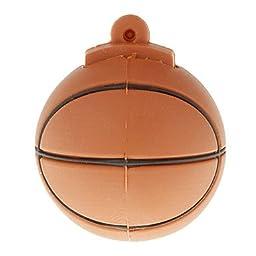 16G Basketball Shaped USB Flash Drive