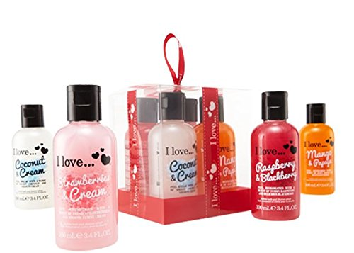 i-love-bubblicious-collection-bath-shower-creme-4-x-100ml