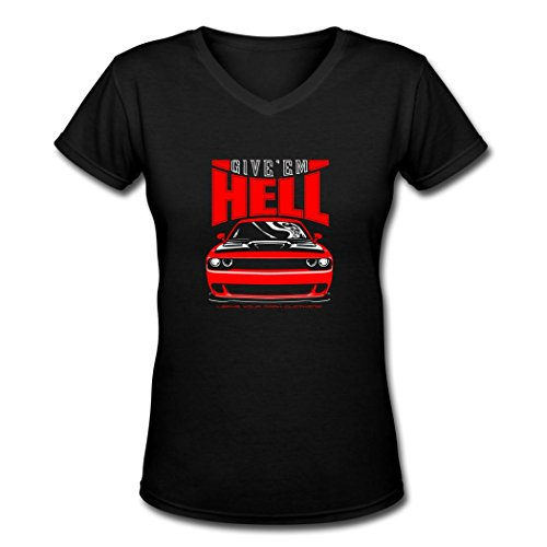 outlet-giveem-hell-dodge-challenger-hellcat-womens-tee-shirt-by-sodasnie-large