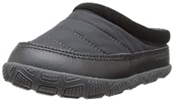 Columbia Packed Out Omni-Heat Slipper (Toddler/Little Kid/Big Kid),Black,9 M US Toddler