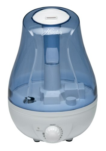 Hunter 31004 Ultrasonic Small Room Humidifier