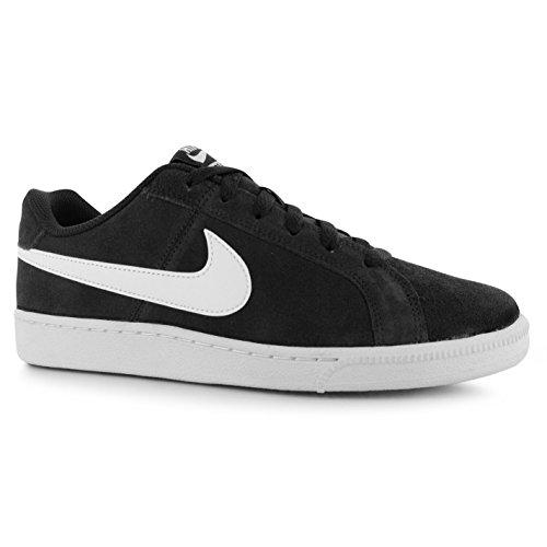 Nike-Court-Royale-Suede-Zapatillas-Deportivas-para-Hombre-NegroBlanco-Casual-zapatillas-zapatos-calzado