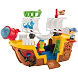 Fisher-Price Little People Lil' Pirate Ship