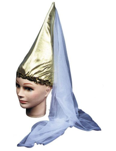 one size - Juliet Hat Child Gold