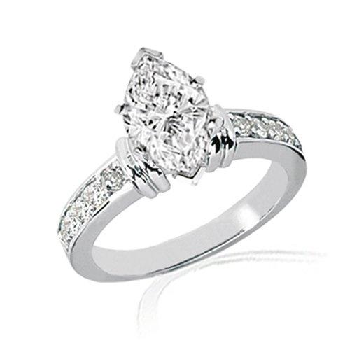 Ring settings marquise diamond ring settings