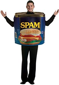 Adult Spam Costume