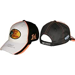 Tony Stewart 2014 NASCAR Bass Pro #14 Adjustable Hat by Checkered Flag