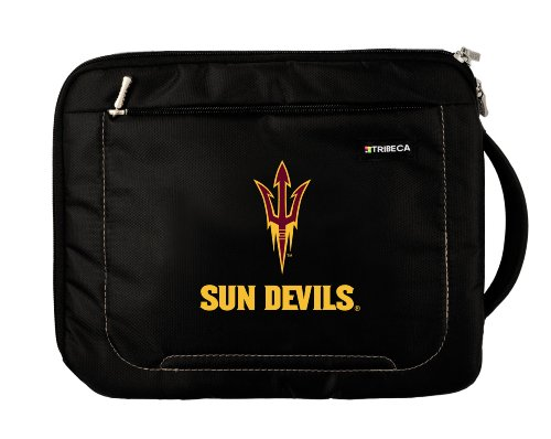 NCAA Arizona State Sun Devils Deluxe Nylon Sleeve for Apple iPad