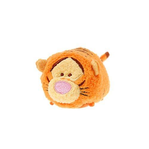 Disney Tigger ''Tsum Tsum'' Plush - Mini - 3 1/2'' - 1