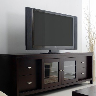 Cheap Pearce 72″ TV Stand in Espresso (HM-5410-1340)