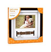 Pearhead Dog Or Cat Pet Collar Keepsake Frame