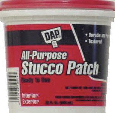 Buy All-Purpose Stucco Patch (DAP INC Painting Supplies,Home & Garden, Home Improvement, Categories, Painting Tools & Supplies, Wallpaper Supplies, Wall Repair, Stucco)