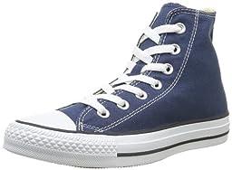 Converse Men\'s Chuck Taylor High Top Sneaker Navy 6 M