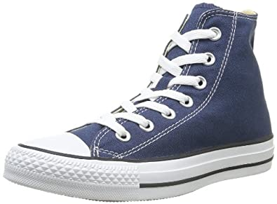 Converse Unisex-Adult Chuck Taylor All Star Core Hi Trainers Navy/White 3.5 UK