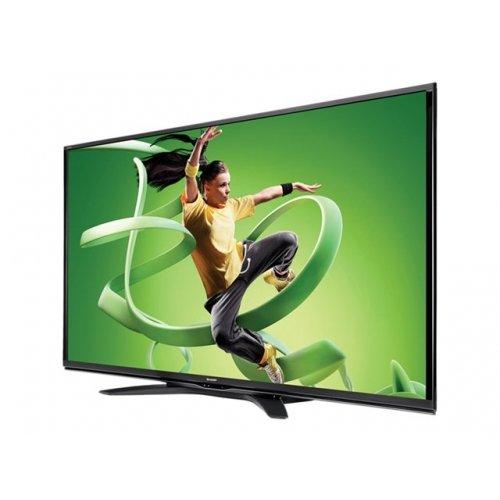 Sharp Lc60Eq10U Lc 60Eq10U - 60 Inch - Aquos Q Led Tv - Smart Tv - 1080P (Fullhd) - Edge-Lit - Black Hairline