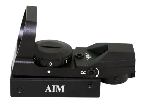 Aim Sports Red Dot Sight  4 Different Reticles