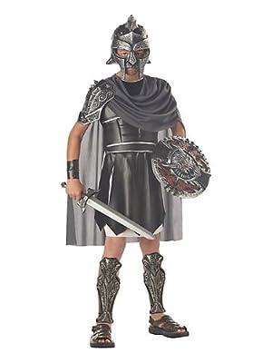 California Costumes Medieval Mighty Gladiator Kids Costume As Shown - Medium