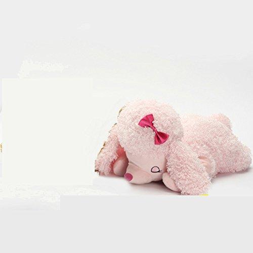 Tessuto box auto/ automobile tissue box/Teddy casella libro tovaglioli tovagliolo di cane/ Peluche coppia creativa tessuto box-rosa