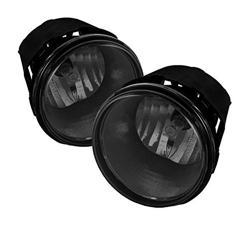 Spyder Auto FL-JGC05-SM Jeep Grand Cherokee/Commander Smoke OEM Fog Light (Jeep Smoke Fog Lights compare prices)