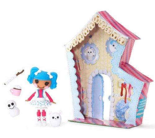 Mini poupée Lalaloopsy - Mittens Fluff'n Stuff