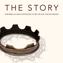 The Story, NIV: The Bible as One Continuing Story of God and His People (       UNABRIDGED) by Zondervan Bibles (editor) Narrated by Michael Blain-Rozgay, Allison Moffett