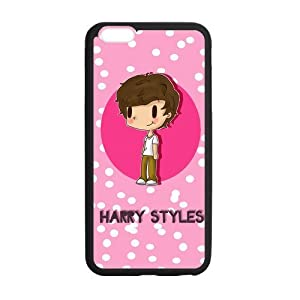 iPhone6 plus Cover Harry Styles Solid Rubber Customized Cover Case for