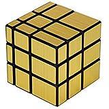 PI World 3x3 Mirror Cube Gold Color