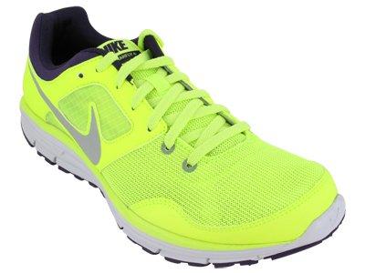 Nike Men s NIKE LUNARFLY 4 RUNNING SHOES 8 5 Men US VLT RFLCT SLVR GRND  PRPL PR PL