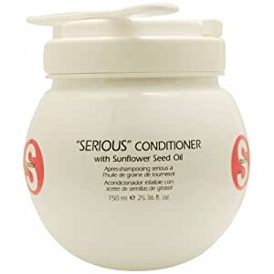 TIGI S FACTOR by Tigi SERIOUS CONDITIONER WITH SUNFLOWER SEED OIL 25 OZ by USA