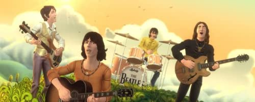 The Beatles RockBand (PS3) (輸入版)