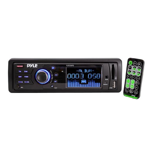 Pyle PLR33MPD AM/FM Band Radio USB/SD Receiver with Detachable Face (Discontinued by Manufacturer)
