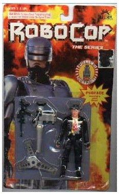 ROBOCOP The Series Action Figure Pudface - 1