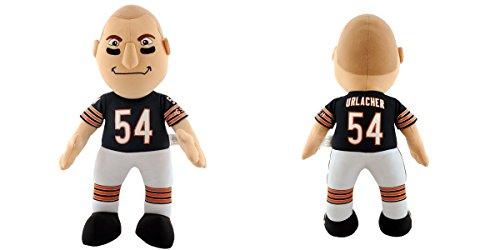 NFL Chicago Bears Brian Urlacher 7-Inch Plush Doll - 1