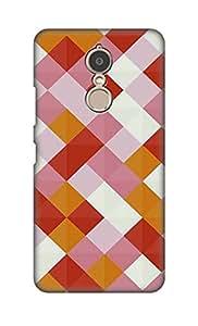 ZAPCASE Printed Back Cover for Lenovo K6 Note