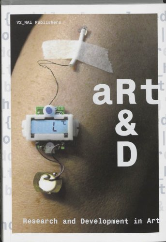 Art&D: Research and Development in the New Art Practice