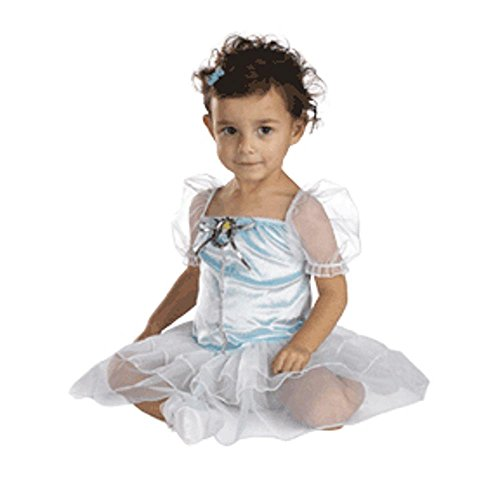 Disney Infant Baby Cinderella Costume Dress (3-12 Months)