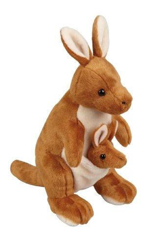 cuddly-soft-kangaroo-with-joey-soft-toy-28cm