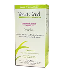 Yeast infection douche water guide - Natural douche for yeast infection ...