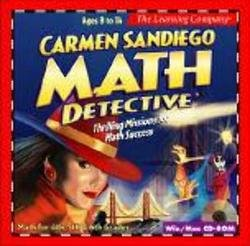 Carmen Sandiego Math Detective  [OLD VERSION]