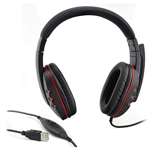 Donop Hot Fashion PS3 Gaming Headset headphone earphone