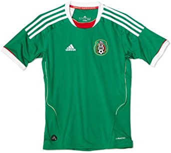 Mexico Home Youth Jersey Green, X-Large