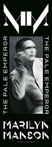 Poster, bandiera, motivo: Marilyn Manson, The Pale Emperor