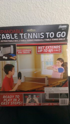 Franklin Expandable Table Tennis to Go